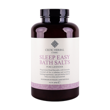 Load image into Gallery viewer, Celtic Herbal - Sleep Easy Bath Salts with Lavender 400g
