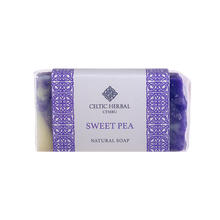 Load image into Gallery viewer, Celtic Herbal - Sweet Pea Soap 100g
