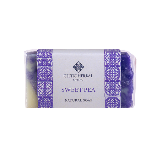 Celtic Herbal - Sweet Pea Soap 100g