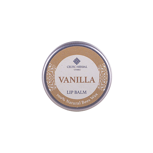 Celtic Herbal - Vanilla Lip Balm 15g