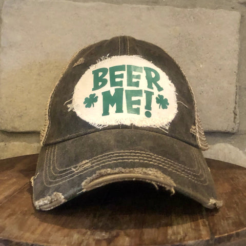 Beer Me Hat, St. Patrick's Day Hat