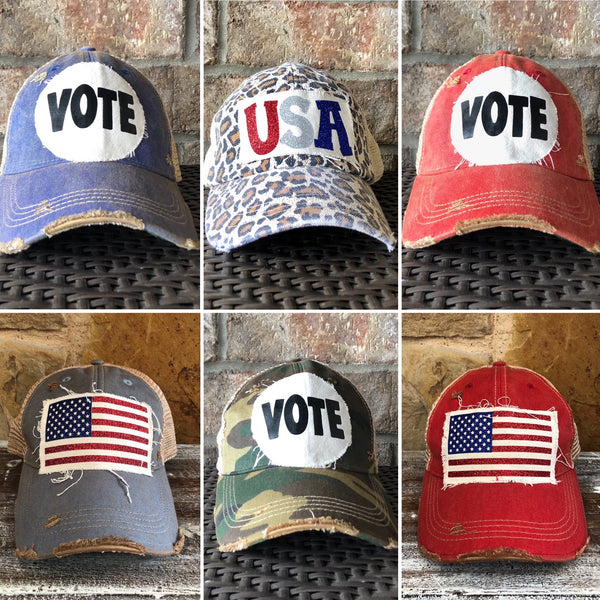 Vote Hat, Election Hat, 2020