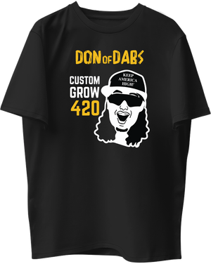 Custom Grow 420 x Keep America High T-Shirt