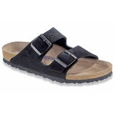 Birkenstock Arizona Black Suede