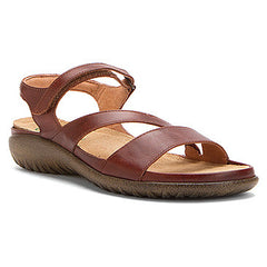 Naot Etera Sandal Brown Leather