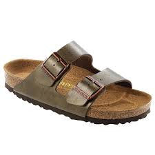 Birkenstock Arizona Golden Brown Birko-Flor