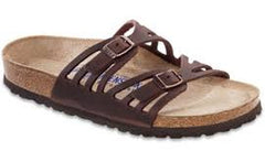 Birkenstock Granada Soft Footbed Habana Oiled Leather