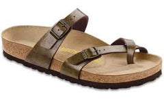 Birkenstock Mayari Golden Brown Bikro-Flor