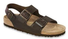 Birkenstock Milano Habana Oiled Leather