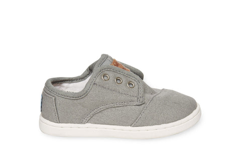 Tiny Toms Paseos Ash Canvas