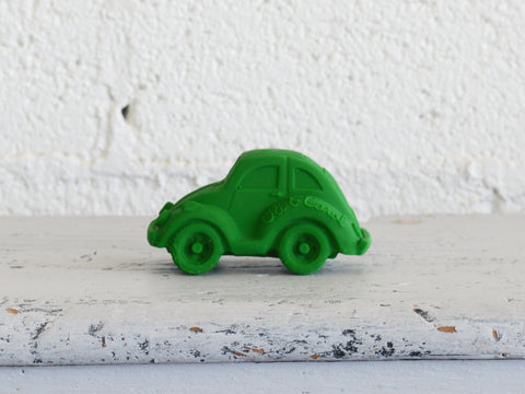 Oli & Carol Rubber Car