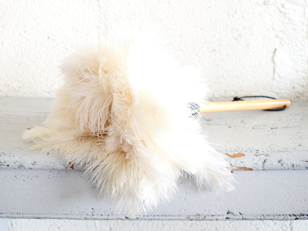 Redecker Small Ostrich Duster