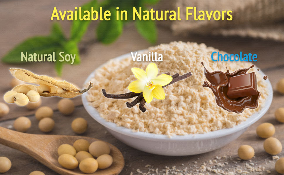 soybean meal concentrate based veggie protien diet powdered nutritional ingredients natural soy pea
