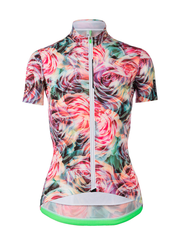 Q36.5 L1 Lady Rose 3D Jersey - Dames