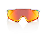 100% Speedtrap Peter Sagan Limited Edition, Hiper Red Multilayer Mirror Lens