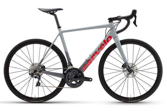 Cervélo R Grey/Red - Ultegra