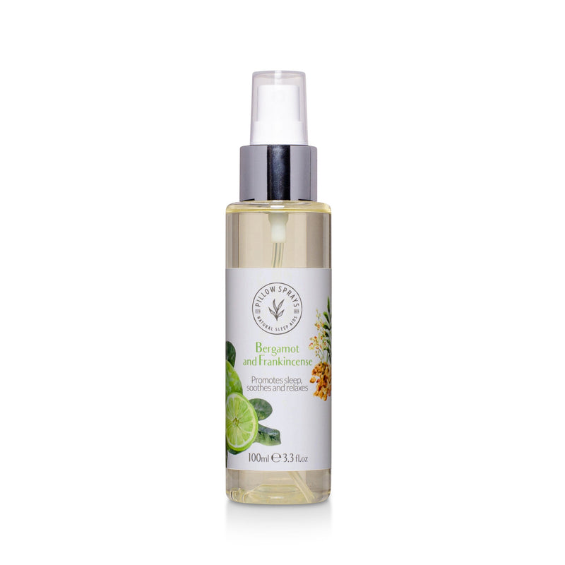 Bergamot and Frankincense Pillow Spray