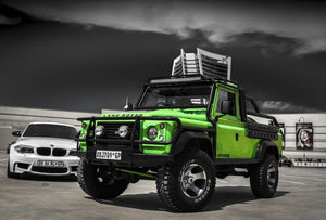 Oryx Land Rover Defender