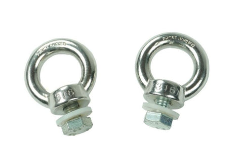 Oryx Stainless Steel Tie Down Rings