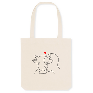 "Tote Bag "" Connection """