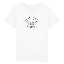 "Load image into Gallery viewer, T-shirt Enfant ""Love Me"""