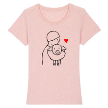 "Charger l'image dans la galerie, T-shirt Femme ""Save animals"""