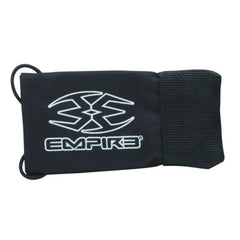 Empire barrel condom - black
