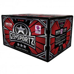 G.I. Sportz - 3 Star Paintballs