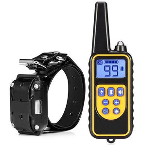 Waterproof Dog Training Shock Collar