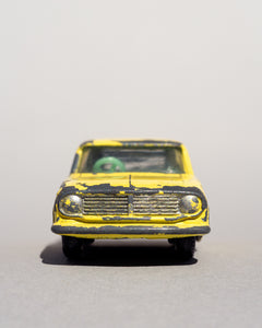 matchbox vauxhall victor yellow