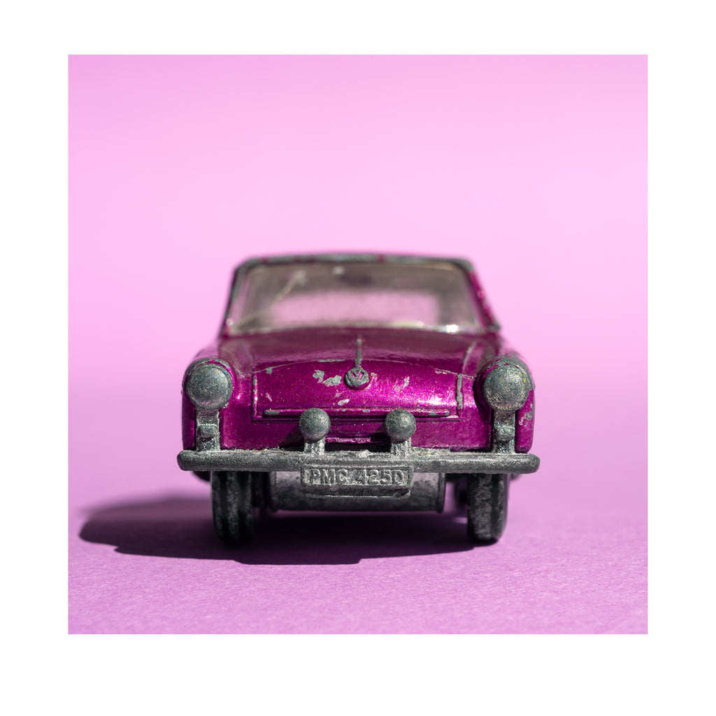 volkswagen photography pop art pink