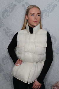 'Britney' Padded Bodywarmer (more colours available)
