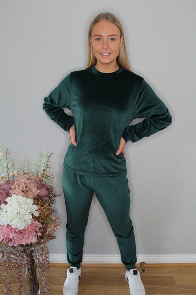 'Eliza' Velvet Loungewear (more colours available)