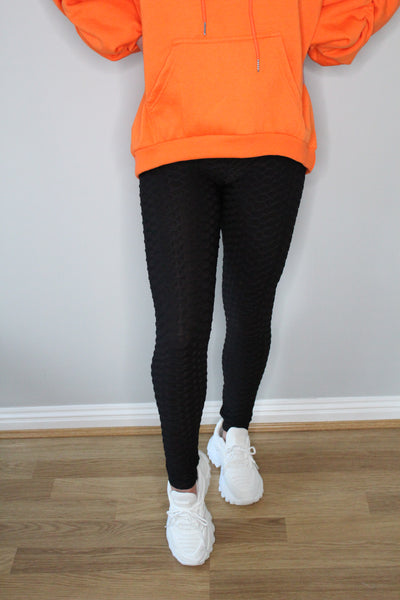 'Pixie' Waffle Leggings (more colours available)