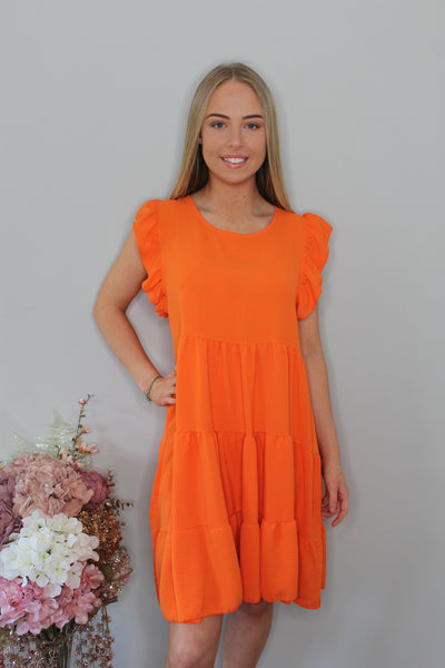 'Ella' Smock Dress (more colours available)