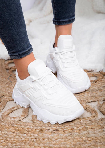 'Piper' Mesh Trainers