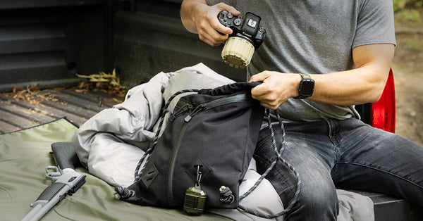 Pelican Outdoor field pack lifestyle