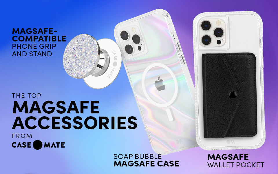 Top MagSafe Accessories from Case-Mate