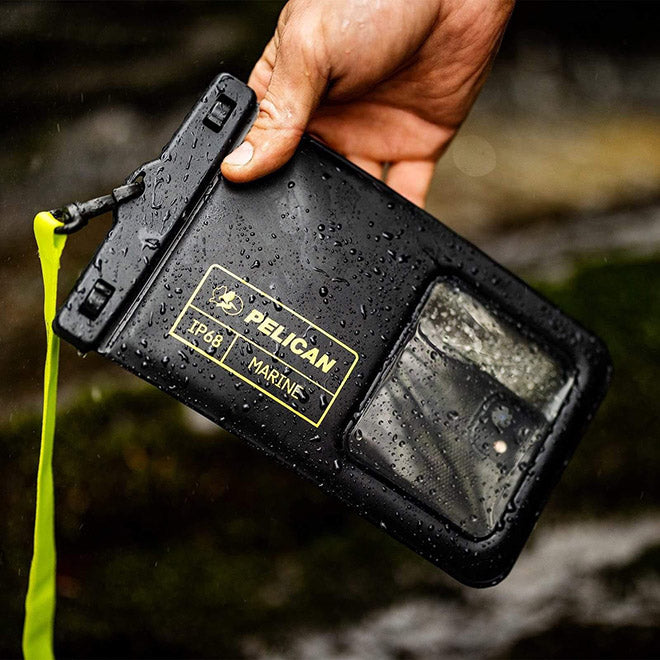 pelican phone pouch