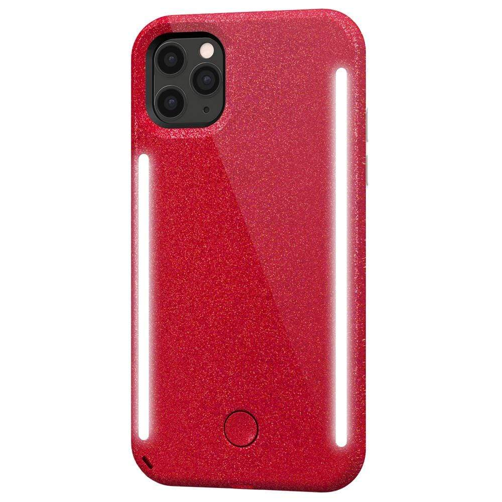 Duo Red Glitter Iphone 11 Pro Max Case Mate Talk, text and data buckets renew. case mate