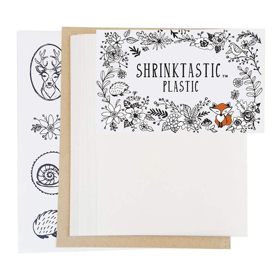 Shrinktastic Plastic *Free Shipping-USPS first class*