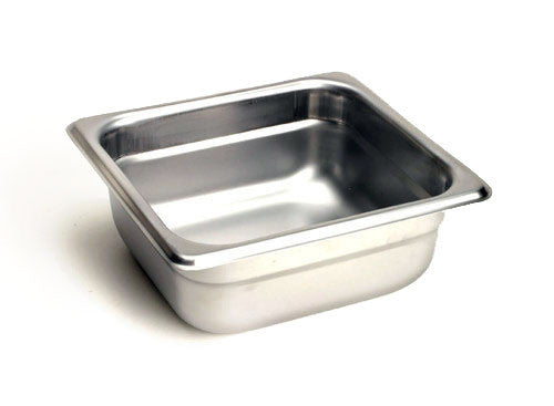 E3 Stainless Steel Pan (6