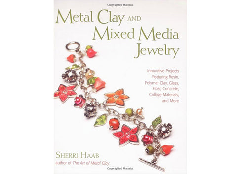Metal Clay and Mixed Media Book