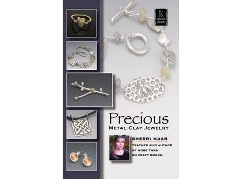 Precious Metal Clay Jewelry DVD