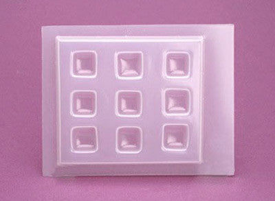 Resin Mold - Squares