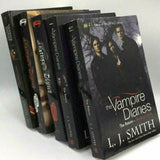 The Vampire Diaries£ºThe Struggle 1-7 Full Set of 5 English Versions