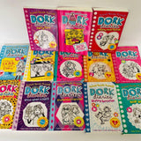 Dork Diaries 12 Books Collection Weird Girl Diary