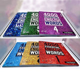 4000 Essential English Words 1-6 Practical English Words