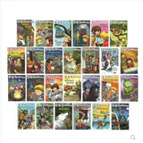 A complete set of 26 volumes of mystery cases, children's classic detective stories