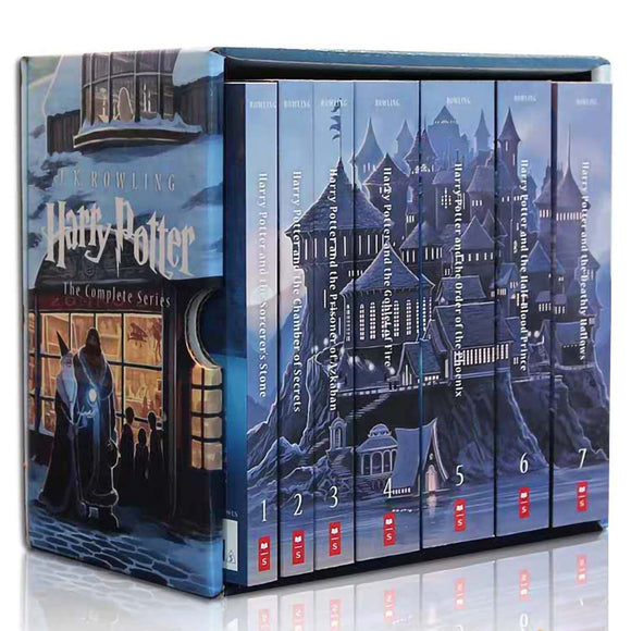 Genuine Harry Potter 15th Anniversary Edition
